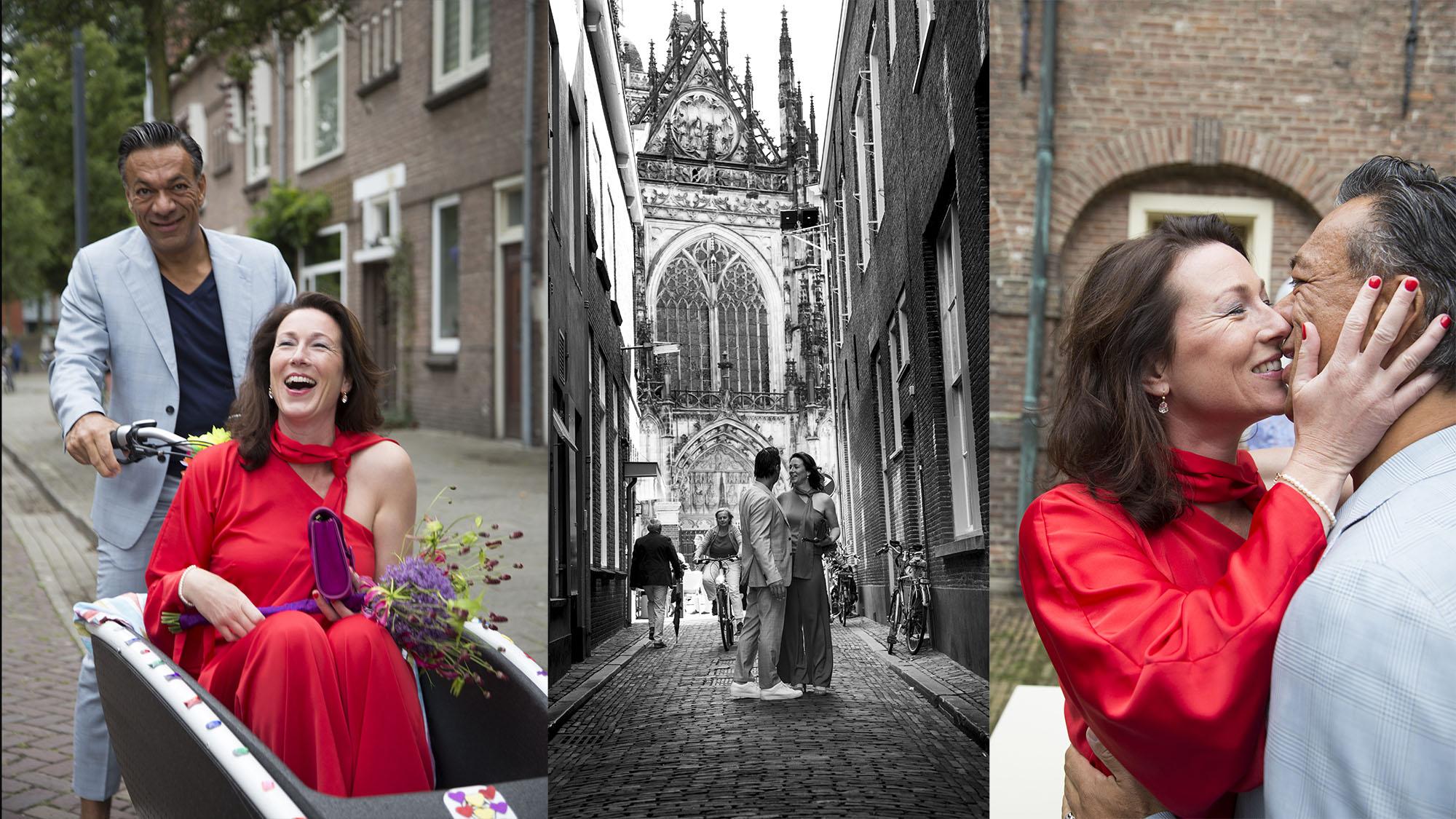 Bruiloft Trouwen In Den Bosch Sharon Willems