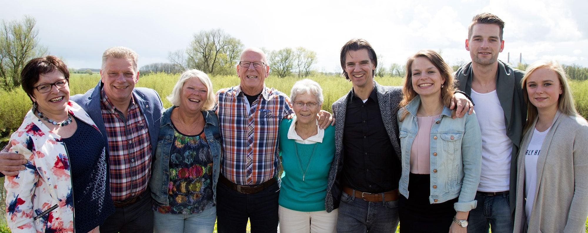 familie fotoshoot denbosch