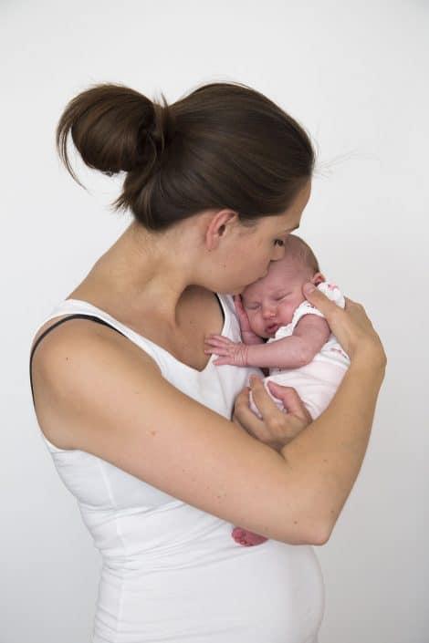 fotograaf newborn denbosch gezin mama