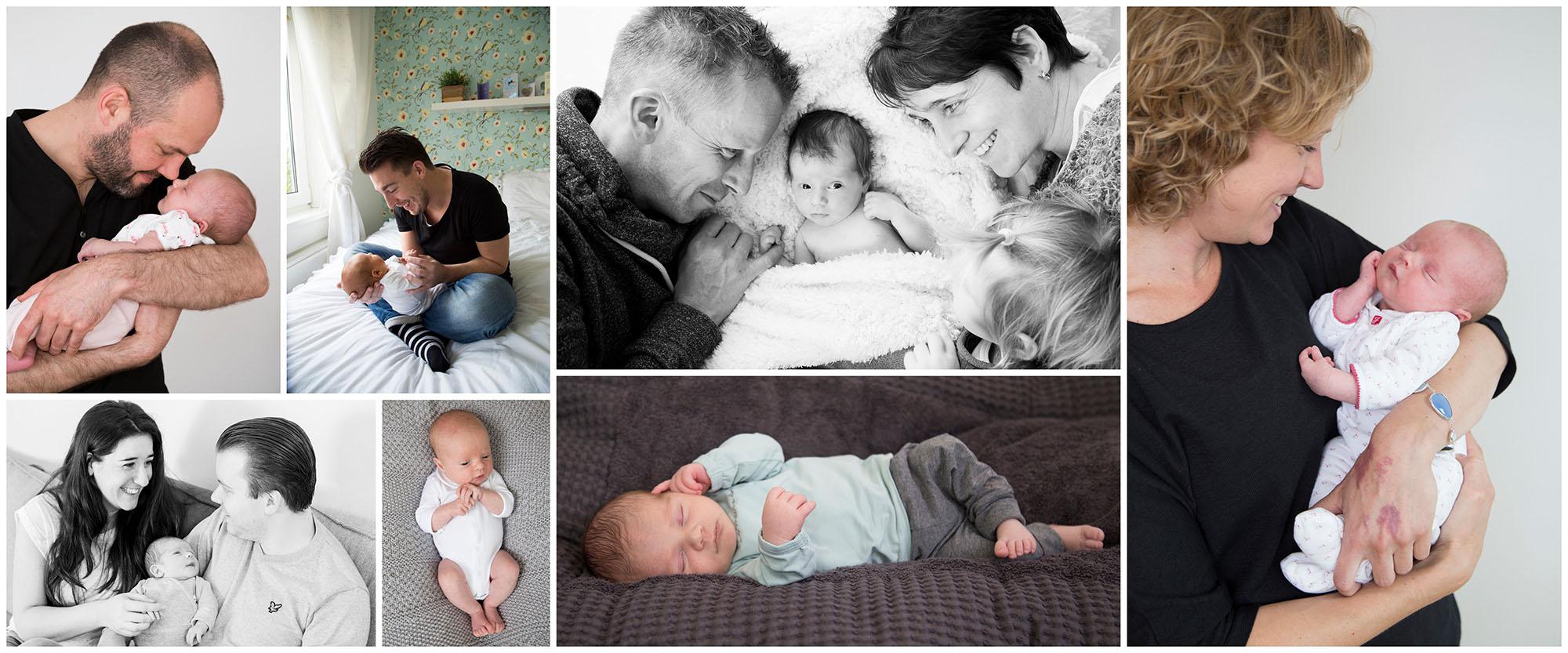 newborn fotograaf uden