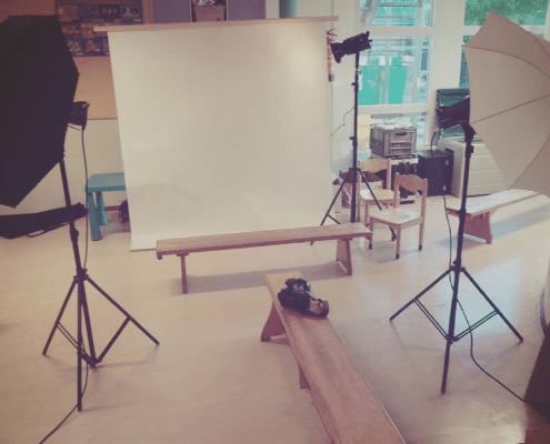 Fotograaf achter de schermen 20