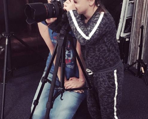 Fotograaf achter de schermen 8