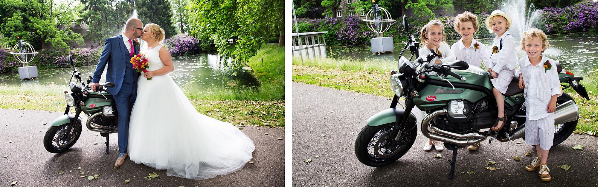 spontane trouwfotograaf stadspark