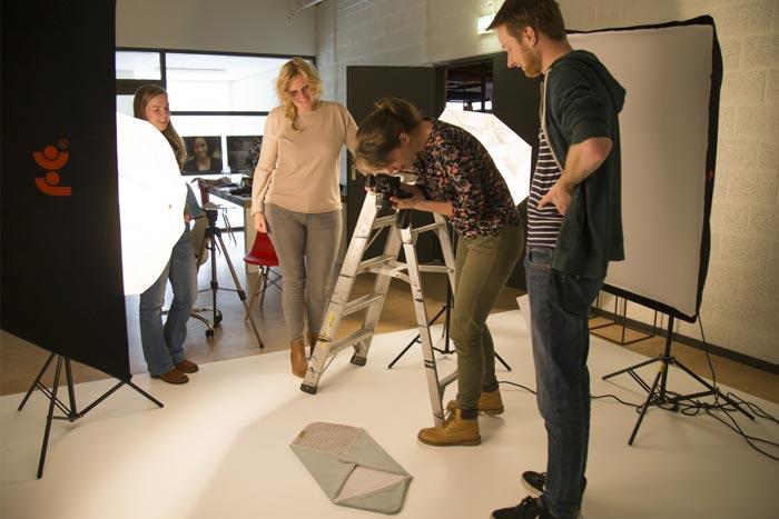 uitleg studio fotografie