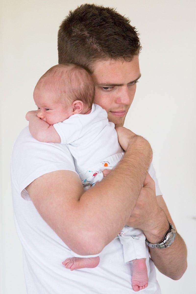 fotoshoot newborn uden