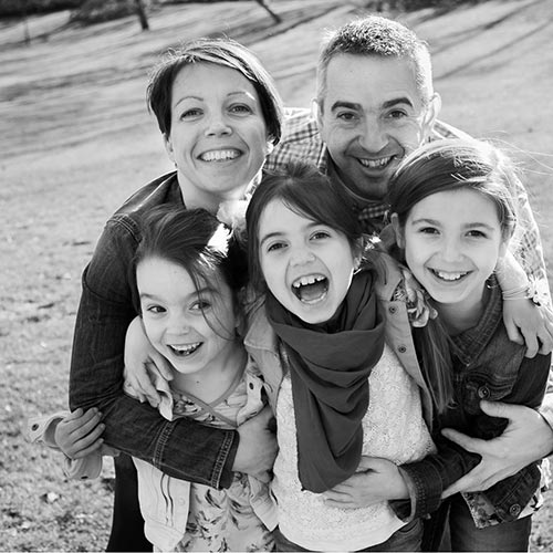Familieshoot Nijmegen vierkant