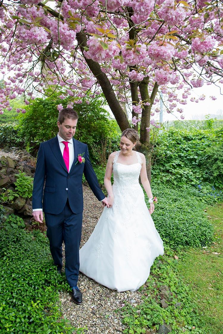 Spontane trouwfoto's nijmegen