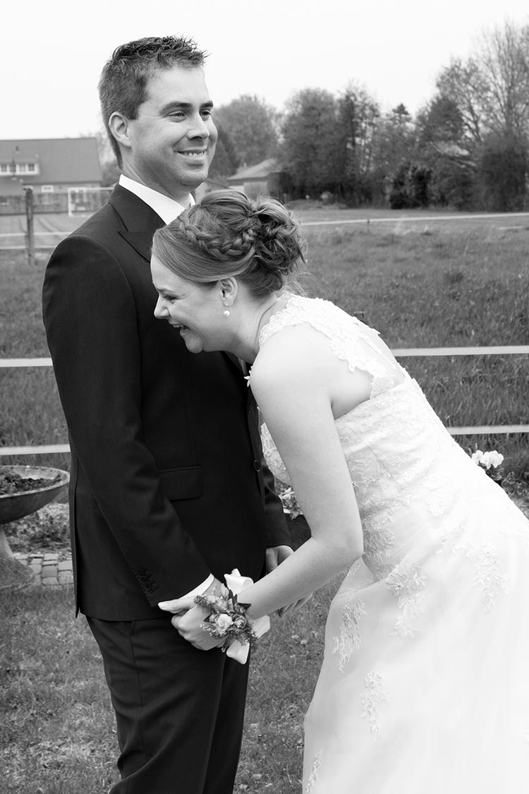 spontane trouwfoto's in nijmegen