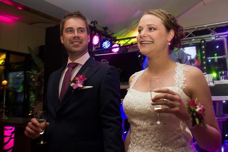 trouwen bruidsfeest
