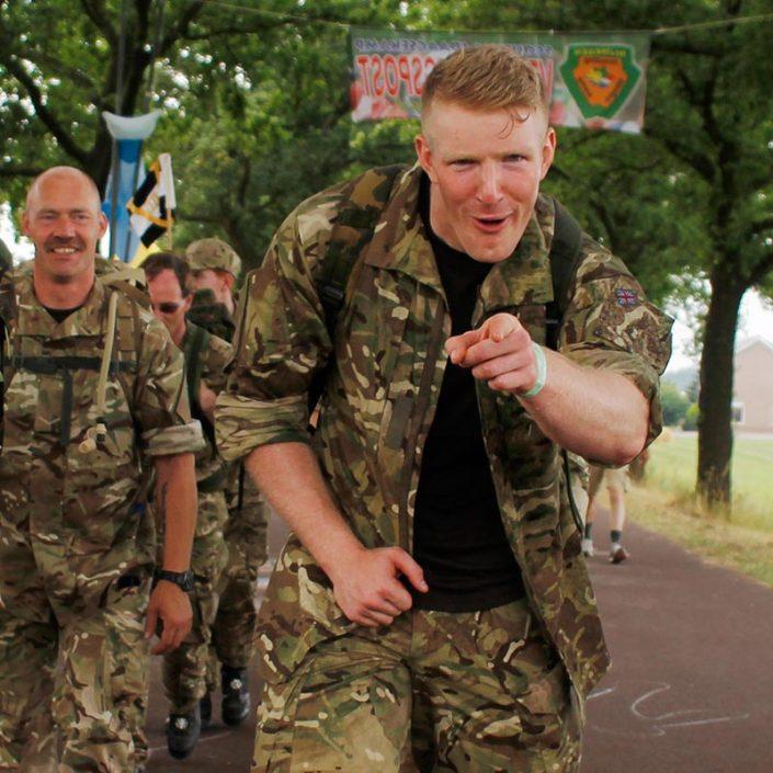 fotograaf militairen nijmegen