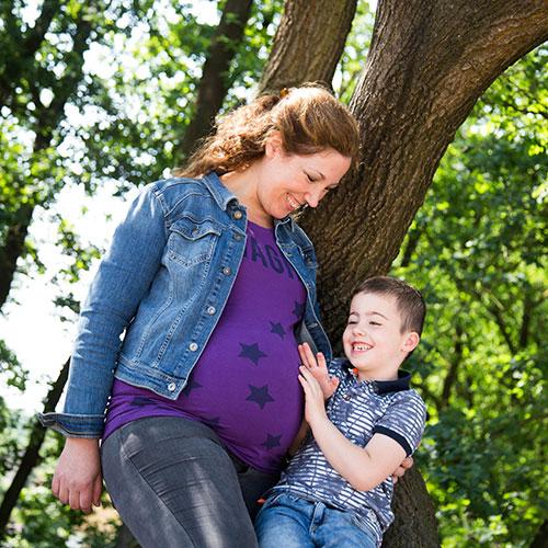 fotograaf zwangerschapsshoot