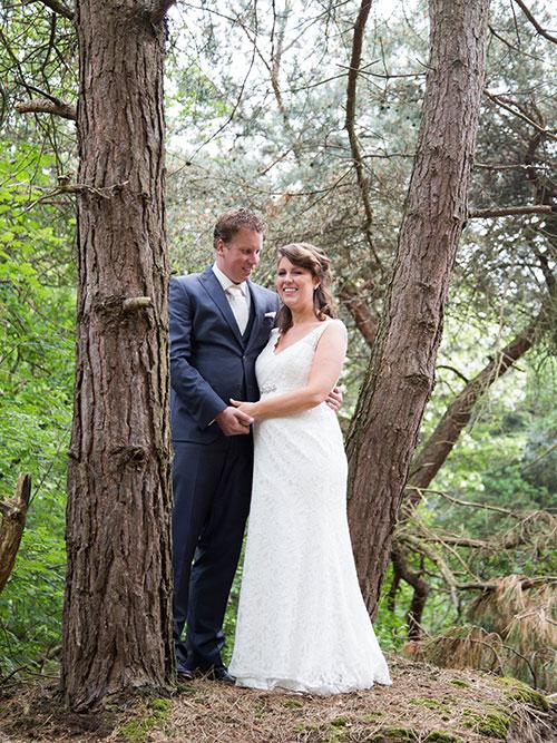 buiten trouwfotografie