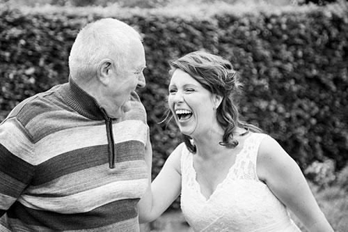 fotograaf trouwdag