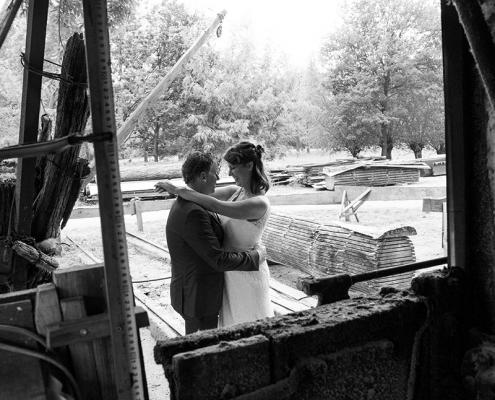 verrassings bruiloft