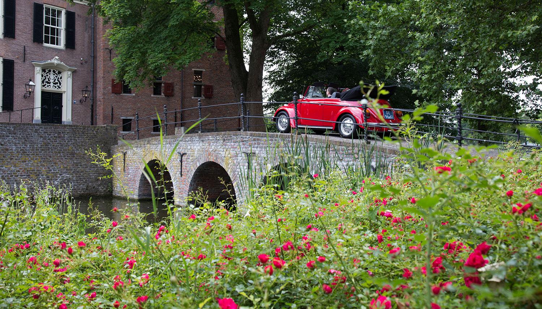 bruidsfotografie nijmegen kasteel