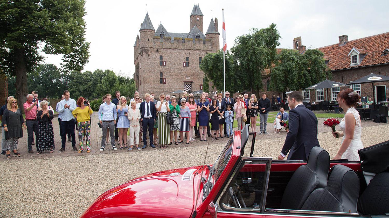 trouwfotograaf kasteel doornenburg