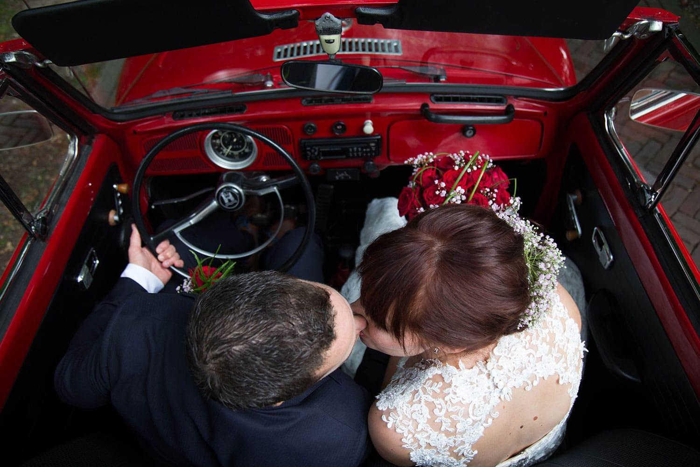 trouwfotografie auto