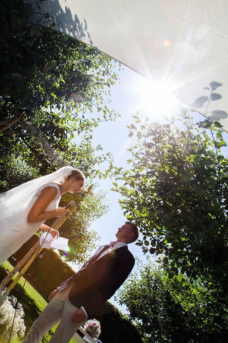 bruiloft beloftes