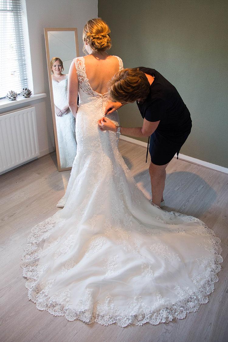 bruidsfotograaf bruid