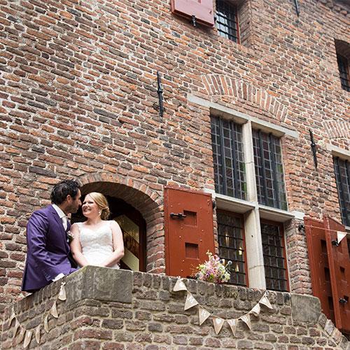 bruidsfotografie kasteel hernen