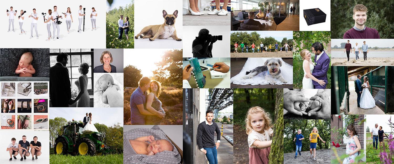 fotograaf zeeland collage