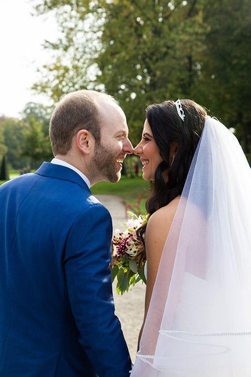 bruiloft herfst