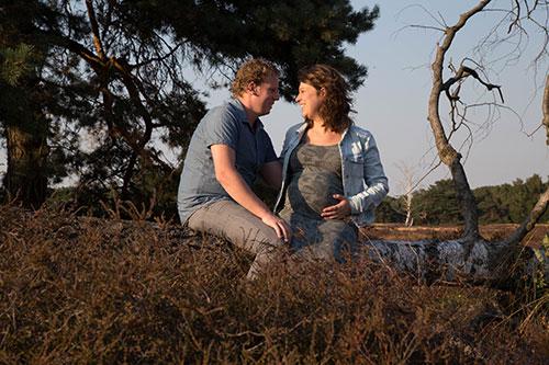 fotoshoot twee personen
