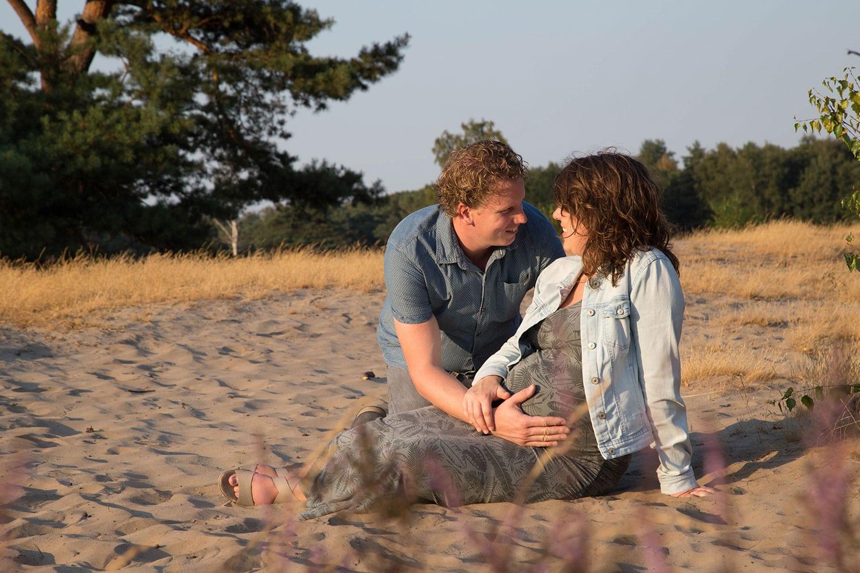 professionele zwangerschaps fotograaf