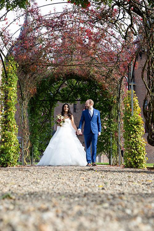 trouwen in de herfst