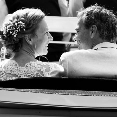 trouwen in de koets
