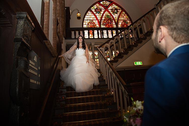 first sight bruiloft