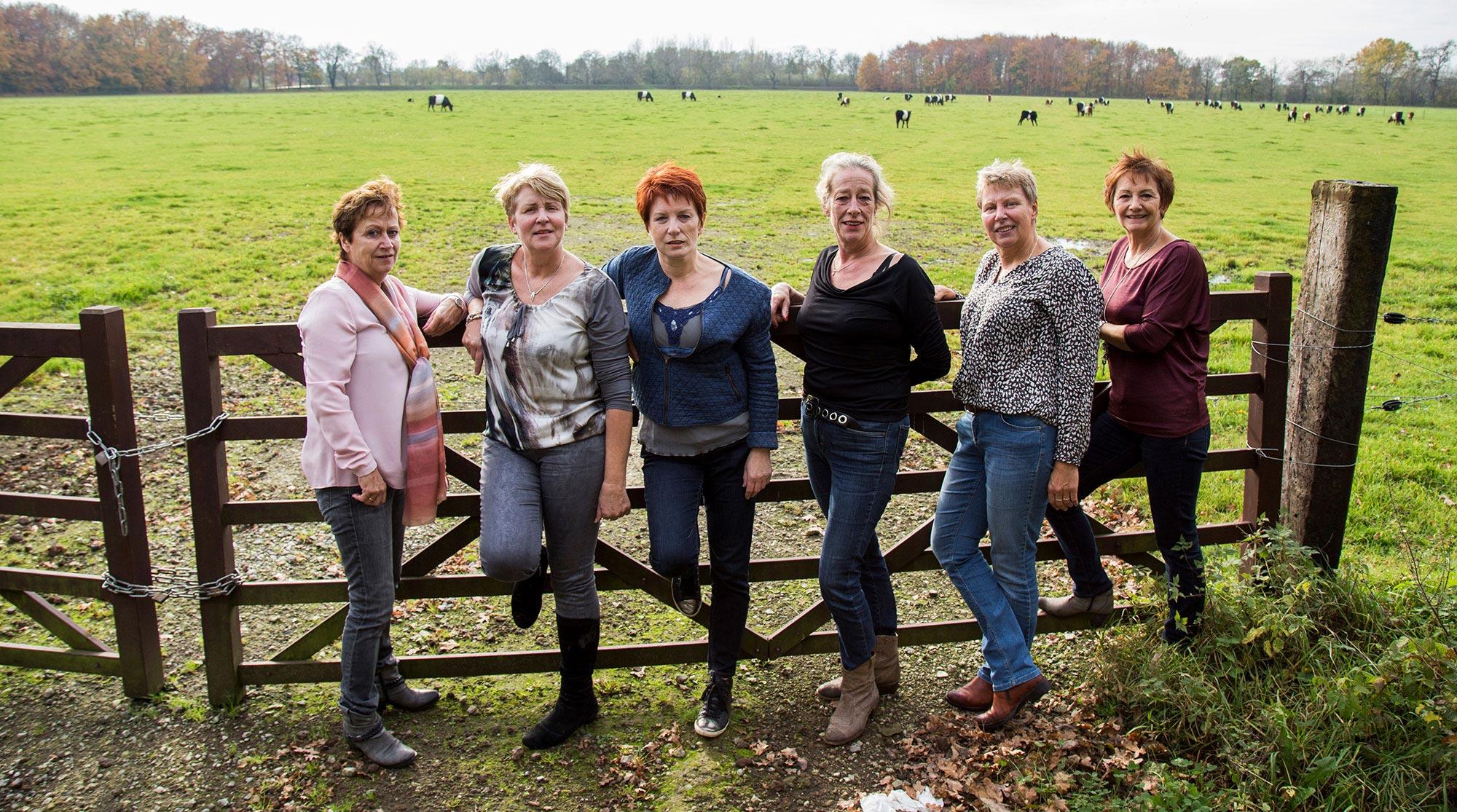 vriendinnen fotoshoot denbosch