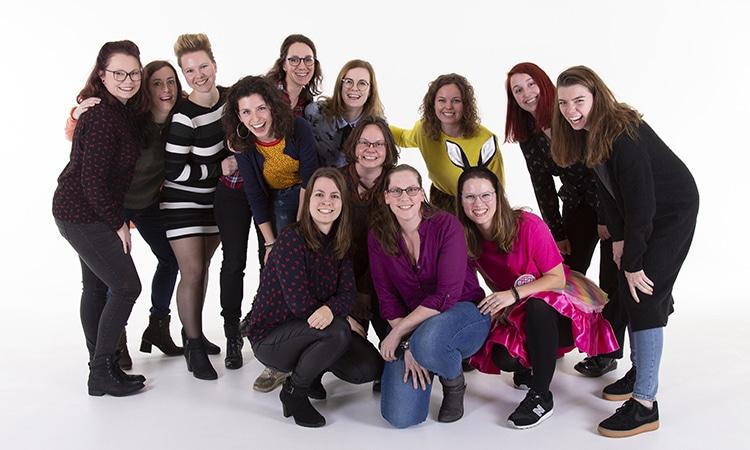 studiofotograaf vriendinnen