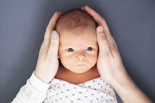 Newbornshoot aan huis