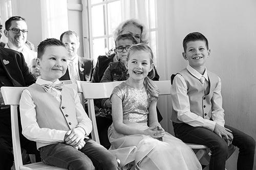 bruiloft met kinderen amerongen