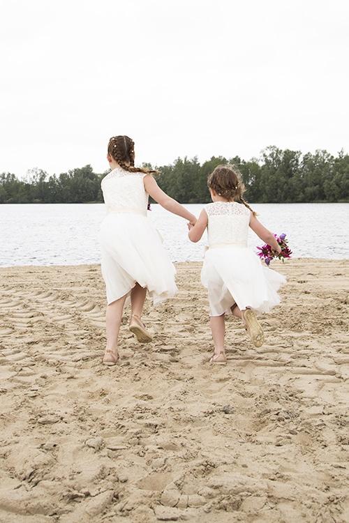 fotoshoot bruidsmeisjes