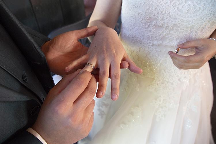 ringen bruiloft
