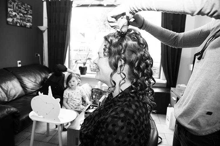 voorbereiding fotografie bruiloft