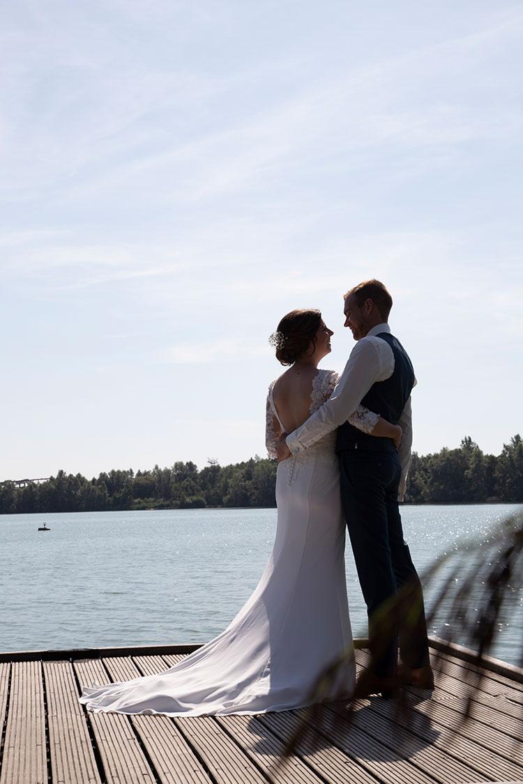 bruiloft fotograaf op locatie