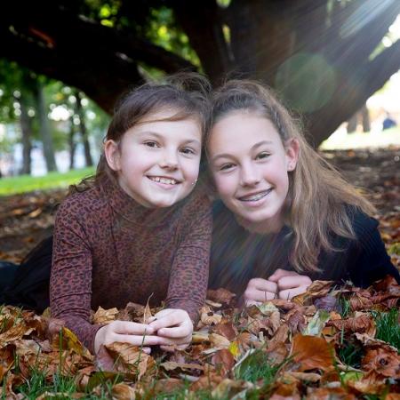 Familieshoot in het kronenburgpark Nijmegen