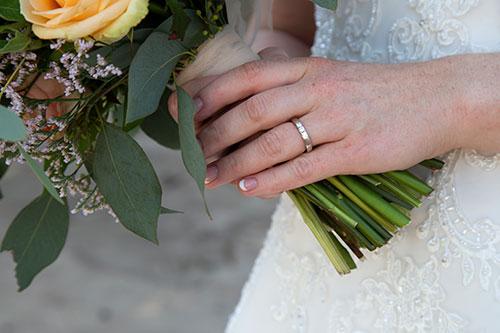 detailfoto bruiloft fotograaf