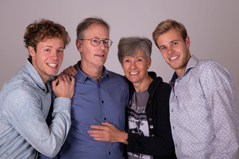 ervaren fotograaf familie