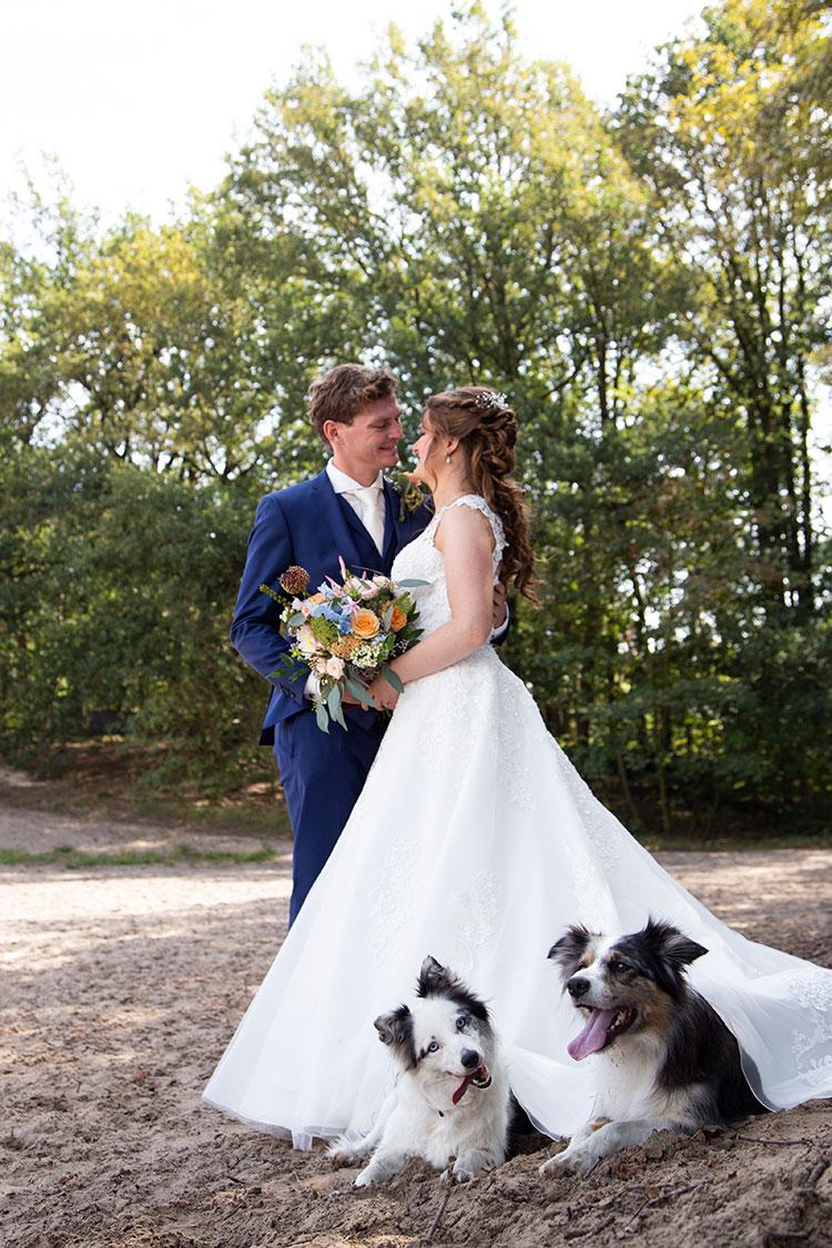 ervaren trouwfotograaf