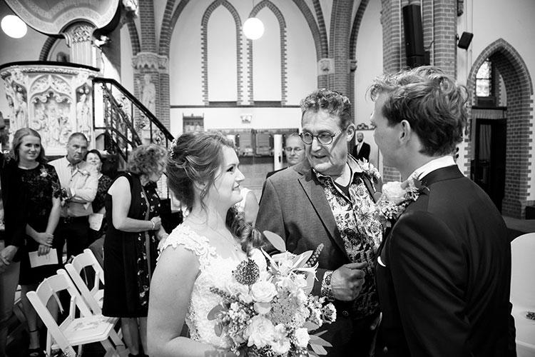 spontane trouwreportage