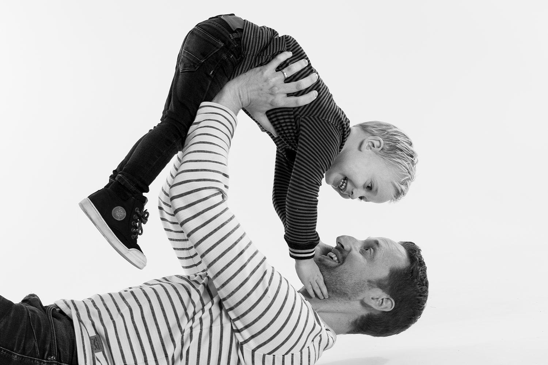 zwangerschap fotoshoot met kind