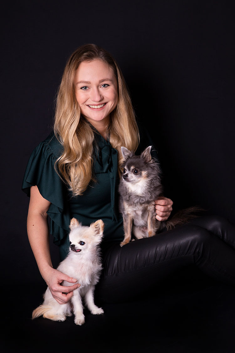 dierenfotoshoot chihuahua