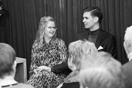 ceremonie geregistreerd partnerschap reportage