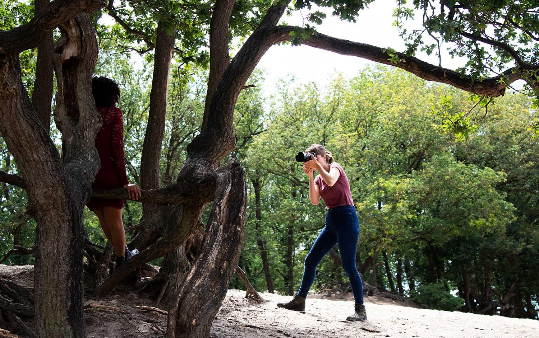 fotograaf op locatie sharon willems