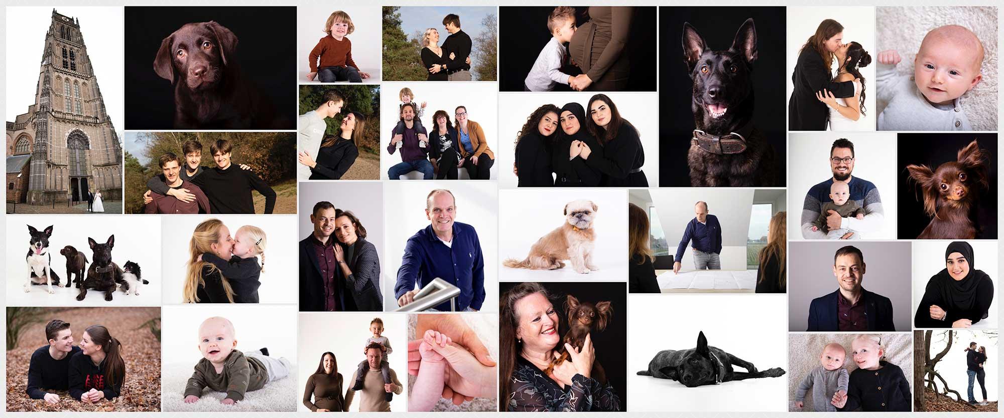 ongedwongen fotos portfolio corona fotograaf