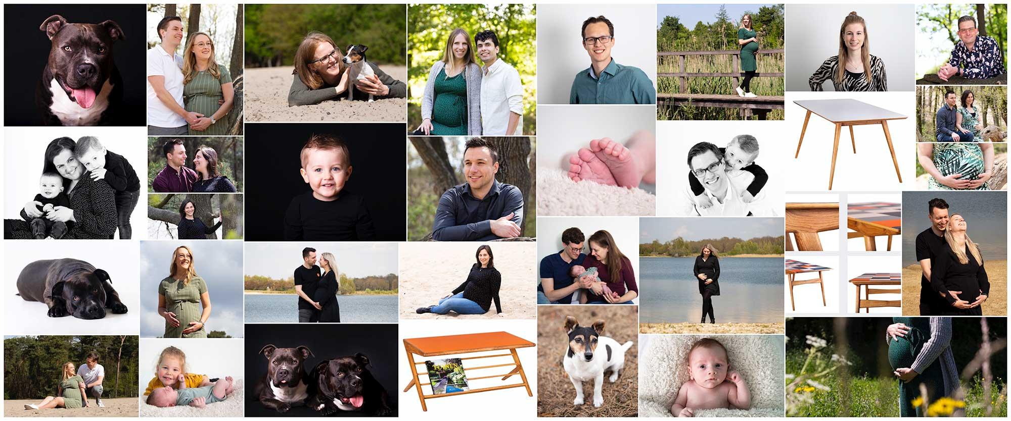 Fotograaf Zeeland Studio Portfolio